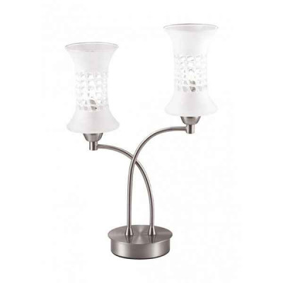 Настольная лампа декоративная Rukba 2516/2T