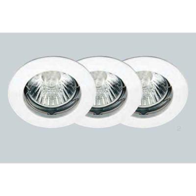 Комплект из 3 встраиваемых светильников Felizia G94508A05