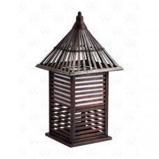 Настольная лампа декоративная Каламус 12 407031701