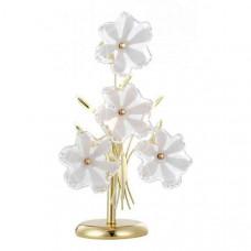 Настольная лампа декоративная Flower 5106