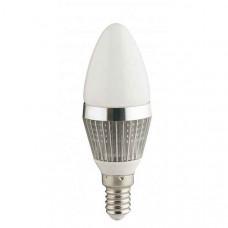 Лампа светодиодная E14 220В 4Вт 4100K 357087
