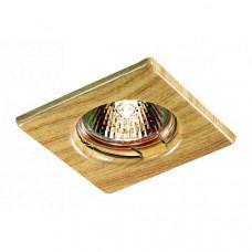 Встраиваемый светильник Wood 369716