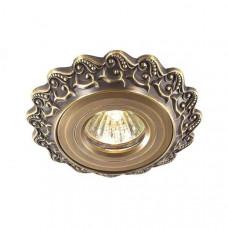 Встраиваемый светильник Vintage 369930