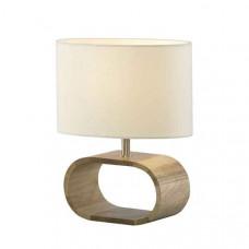 Настольная лампа декоративная Woods A1011LT-1BR