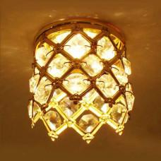 Встраиваемый светильник Brilliant A7050PL-1GO