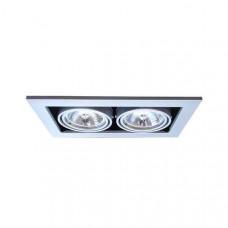 Встраиваемый светильник Technika 2 A5930PL-2SI