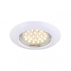 Комплект из 3 встраиваемых светильников LED Praktisch A1223PL-3WH