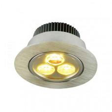 Встраиваемый светильник Candour A5903PL-1SS