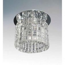 Встраиваемый светильник Cesare Tubo Cr 004274