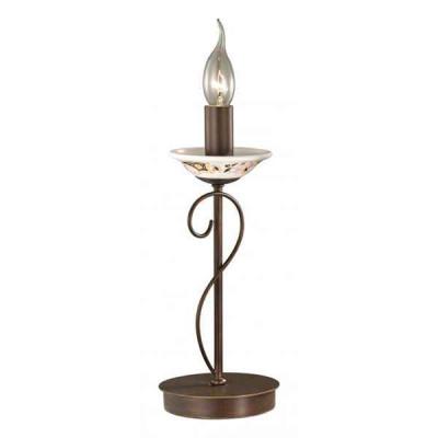 Настольная лампа декоративная Riva 2529/1T