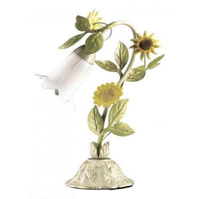 Настольная лампа декоративная Sunflower 2651/1T