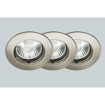 Комплект из 3 встраиваемых светильников Felizia G94508A13
