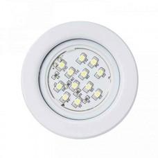 Комплект из 3 накладных светильников Fluenca G94628/05