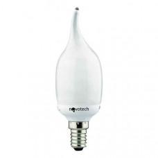 Лампа компактная люминесцентная E14 11Вт 2700K 321046