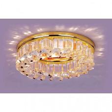 Встраиваемый светильник Brilliant A7082PL-1GO