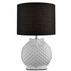 Настольная лампа декоративная Gamba A1582LT-1BK