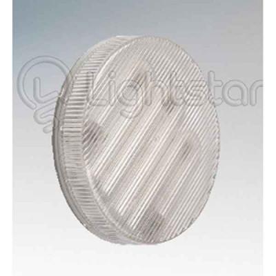 Лампа компактная люминесцентная GX53 9Вт 2700K 929022