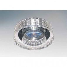 Встраиваемый светильник Lei Faceto Cr 006350