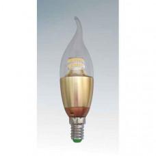 Лампа светодиодная E14 220В 6Вт 3000K 930622