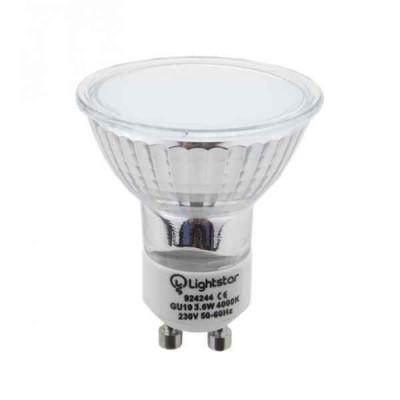 Лампа светодиодная GU10 230В 3.6Вт 4000K 924244