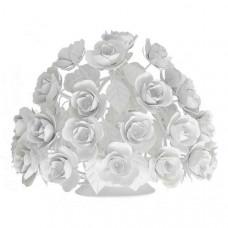 Настольная лампа декоративная Розалия 423030201