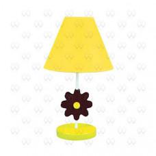 Настольная лампа декоративная Улыбка 2 365033101