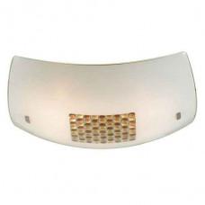 Накладной светильник Желтый Конфетти 9x9 934 CL934312