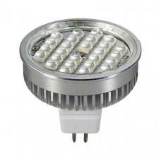 Лампа светодиодная GX5.3 12В 5Вт 3000K 357099