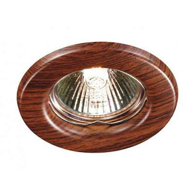 Встраиваемый светильник Wood 369714