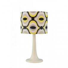 Настольная лампа декоративная Zulu A1960LT-1WH