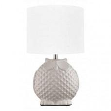Настольная лампа декоративная Gamba A1582LT-1WH