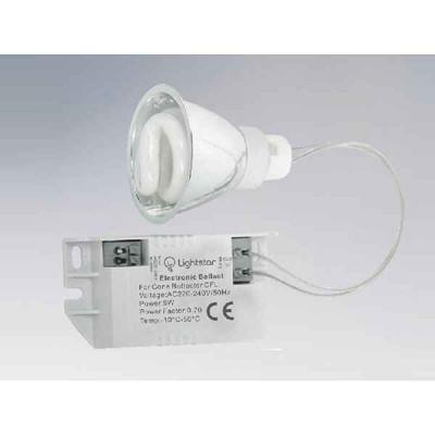 Лампа компактная люминесцентная GU5.3 9Вт 4000K (MR16) 928224