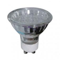 Лампа светодиодная GU10 220В 2Вт 4000K (MR16) 924204