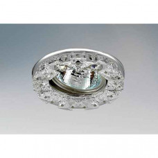 Встраиваемый светильник Conceda cr chrome 031304