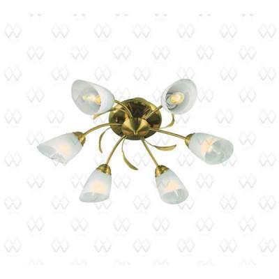 Потолочная люстра Флора 4 256016206