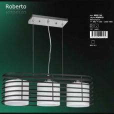 Светильник COLOSSEO 80351/3A ROBERTO