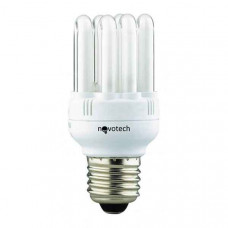 Лампа компактная люминесцентная E27 18Вт 2700K 321006