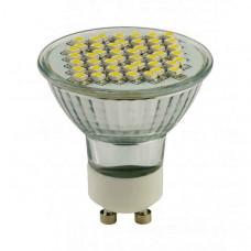 Лампа светодиодная GU10 220В 3Вт 3200K 357033