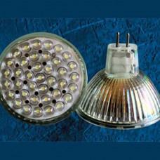 Лампа светодиодная GX5.3 220В 1.8Вт 6500K 357001