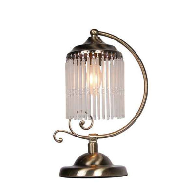 Настольная лампа декоративная Madeira A8556LT-1AB