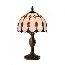 Настольная лампа декоративная Perla A3163LT-1BG