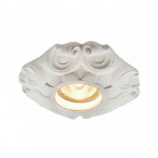 Встраиваемый светильник Plaster A5281PL-1WH