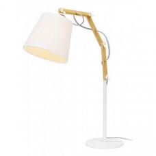 Настольная лампа декоративная Pinocchio A5700LT-1WH