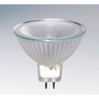 Лампа галогеновая GU5.3 12V 50W 3000K (MR16) 921217