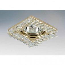 Встраиваемый светильник Conceda qua gold 031602