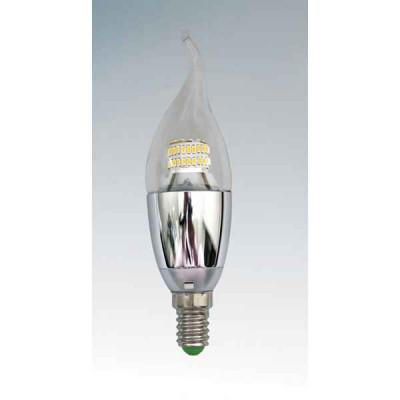 Лампа светодиодная E14 220В 6Вт 4200K 930644