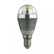 Лампа светодиодная E14 220В 4Вт 4100K 357091
