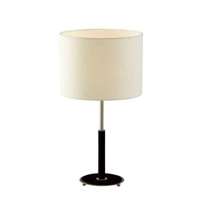 Настольная лампа декоративная Woods A1038LT-1BK