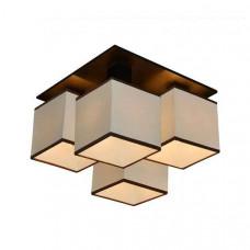Накладной светильник Quadro A4402PL-4BK