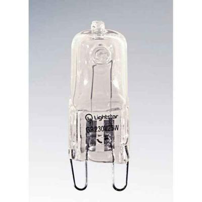 Лампа галогеновая G9 220В 25Вт 3000K 922022